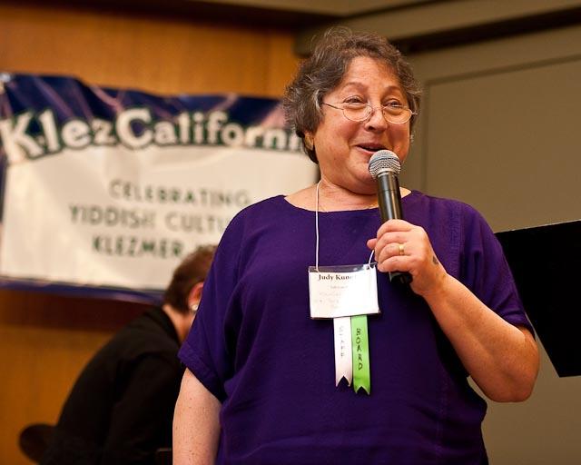 Judy in Palo Alto