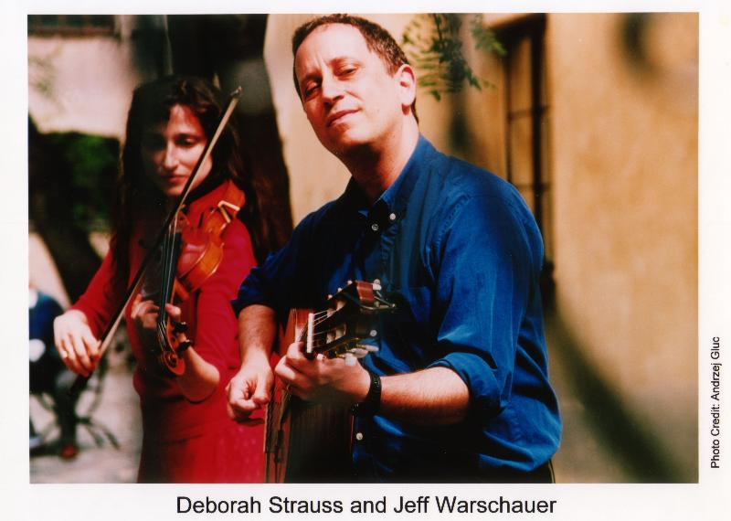 Strauss Warshauer duo