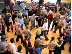 Yiddish dancing