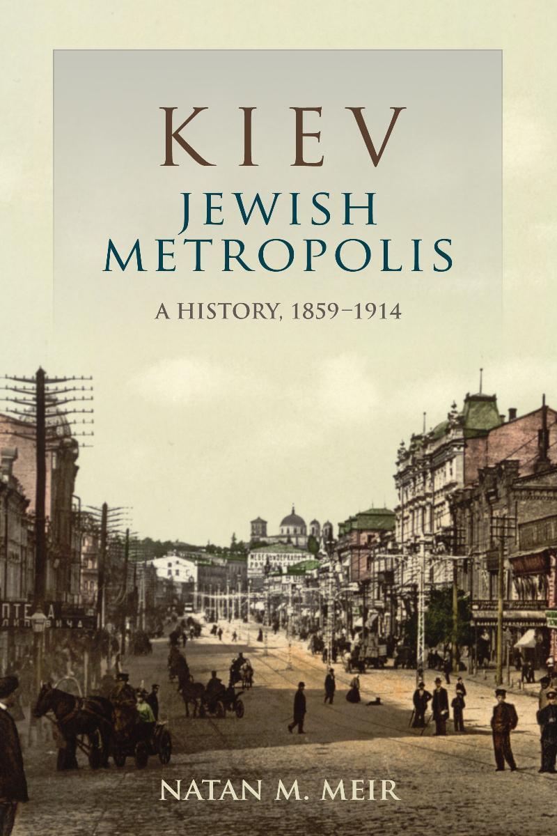 Kiev book cover