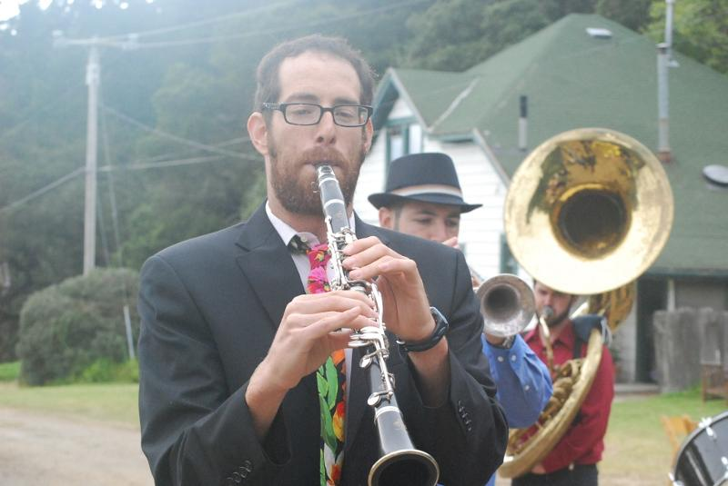 Mike P. and Klezmer Brass.jpg