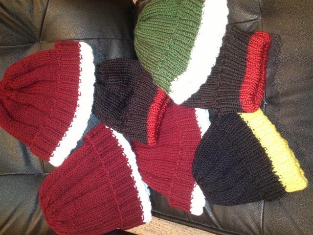 Hats February 2013