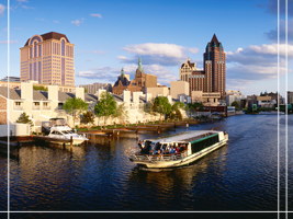 image milwaukee skyline