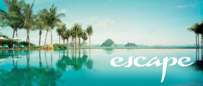 escape...Phulay Bay, Thailand