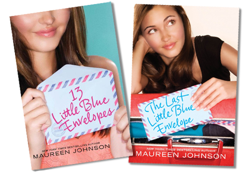 13 Little Blue Envelopes book jacket