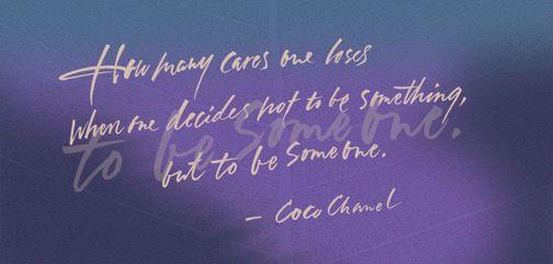 Coco Chanel at South Coast Plaza