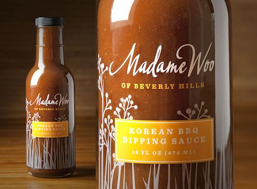 Madame Woo dipping sauce