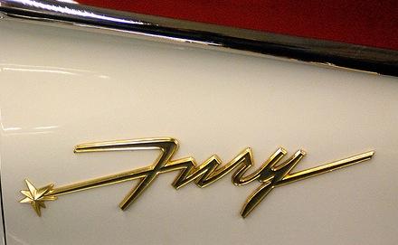 Ford Fury logo