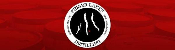 Finger Lakes Distilling banner logo