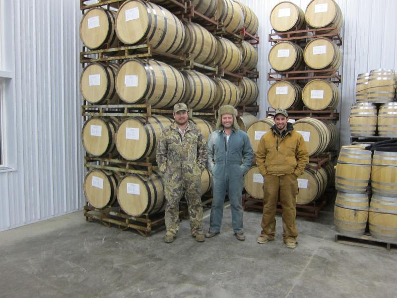 new barrel house