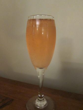cran champ cocktail