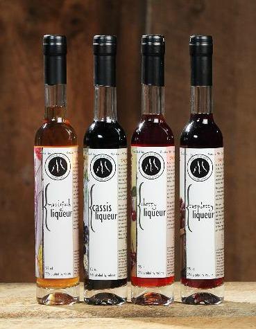 Four Liqueurs