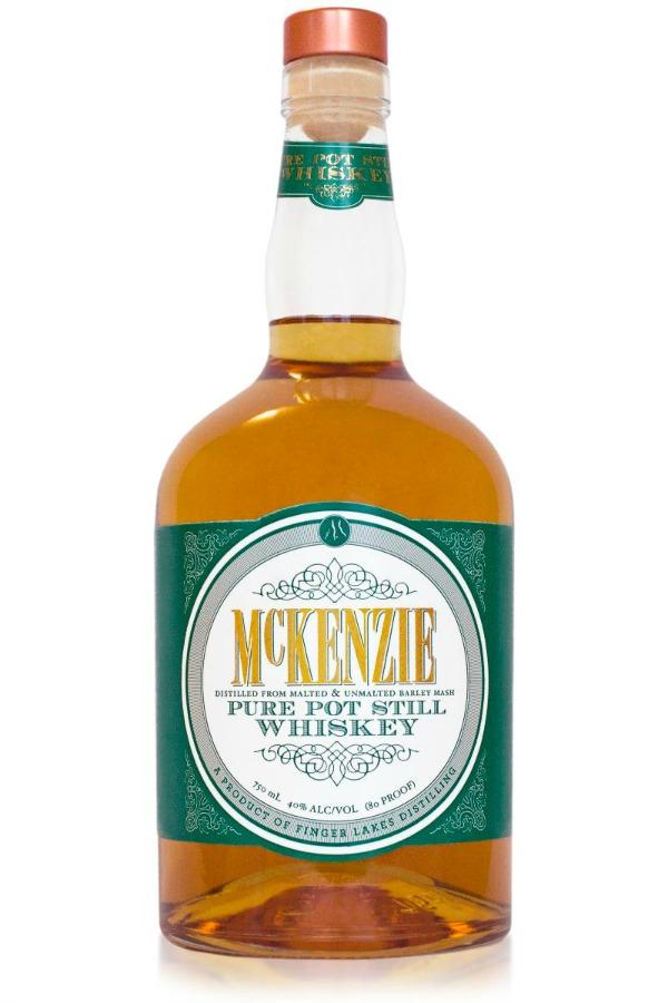 McKenzie Pure Pot Still Whiskey