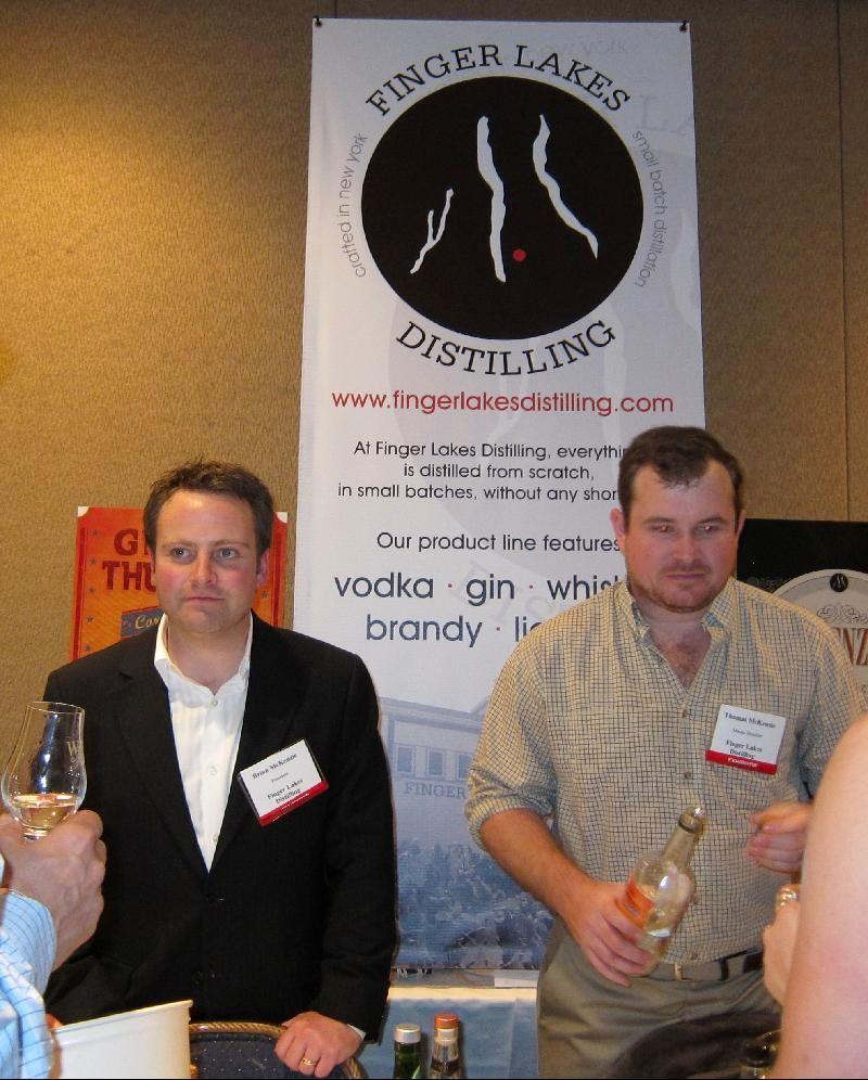 WhiskyFest - Brian & Thomas