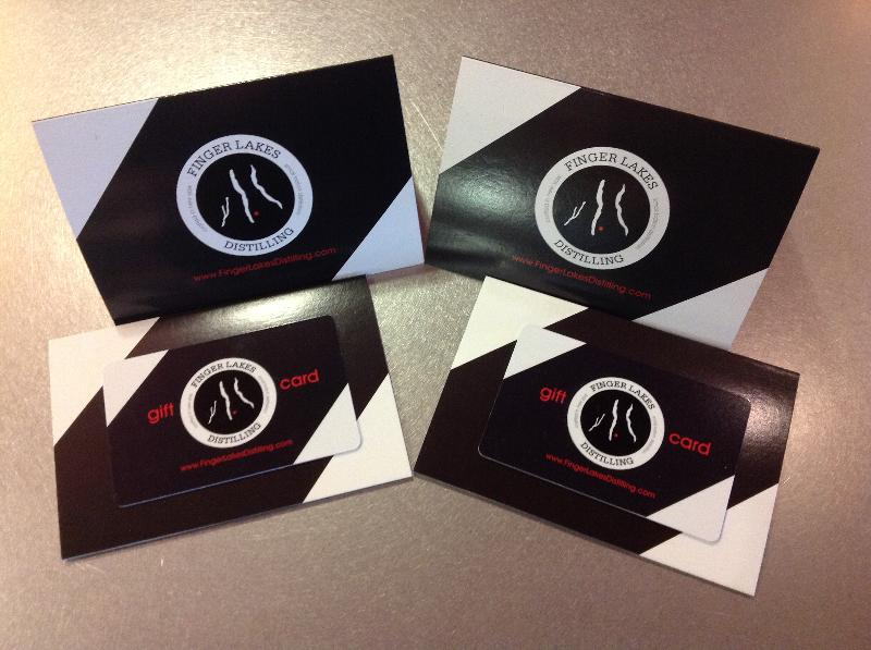 FLD gift cards