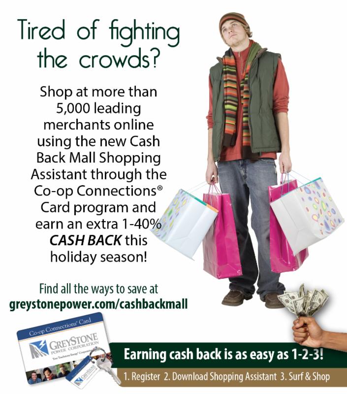 Cash Back Mall