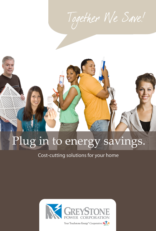 Plug into Savings Book