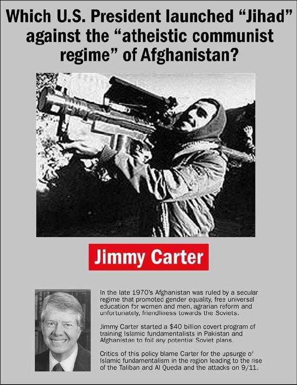 Carter Jihad