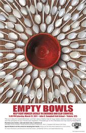Empty Bowls 2011