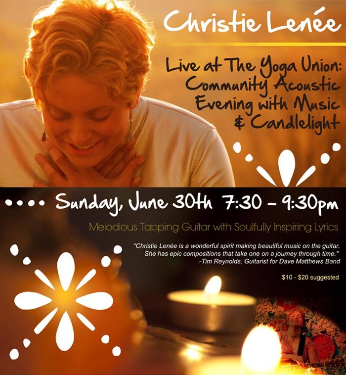 Christie Lenee Concert