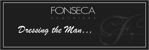 Fonseca Clothiers Header