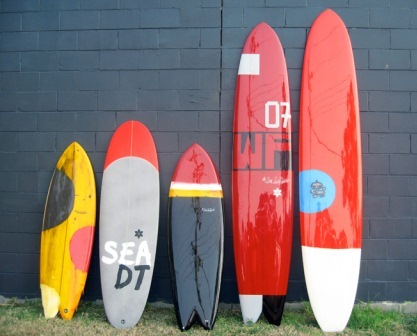 PM surfboards