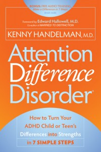 Attention Different Disorder
