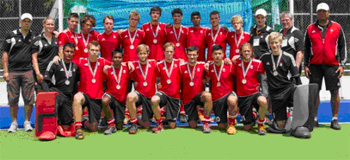 Mens team Dec 2012
