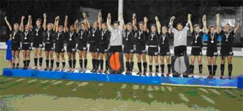 Women's team dec 2012