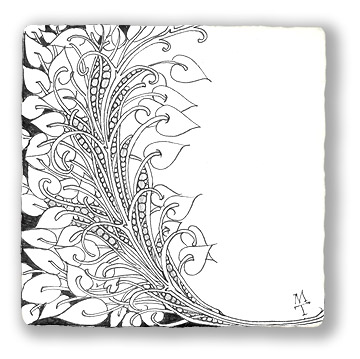 News From Zentangle