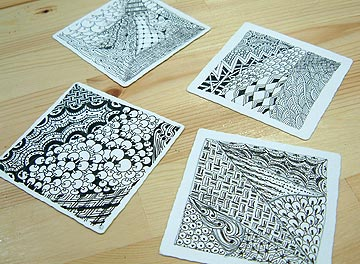 zentangles from singapore