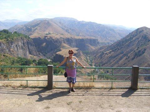 mountain country Armenia