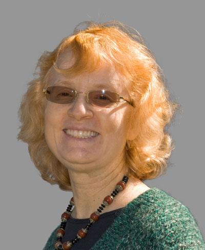 Photo of composer Pamela Marshall