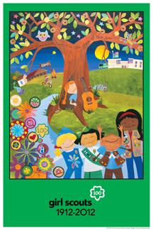 100th Anniversary Commemorative Poster