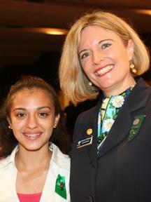Clarissa Medina & Suzanne Peterson