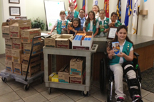 Wilson Co. Girl Scouts