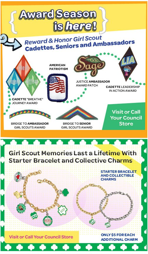Girl Scout Shop