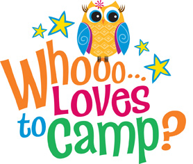 Whooo loves to camp?