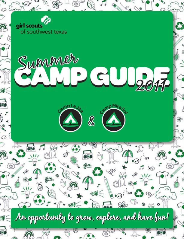 Summer Camp Guide 2011