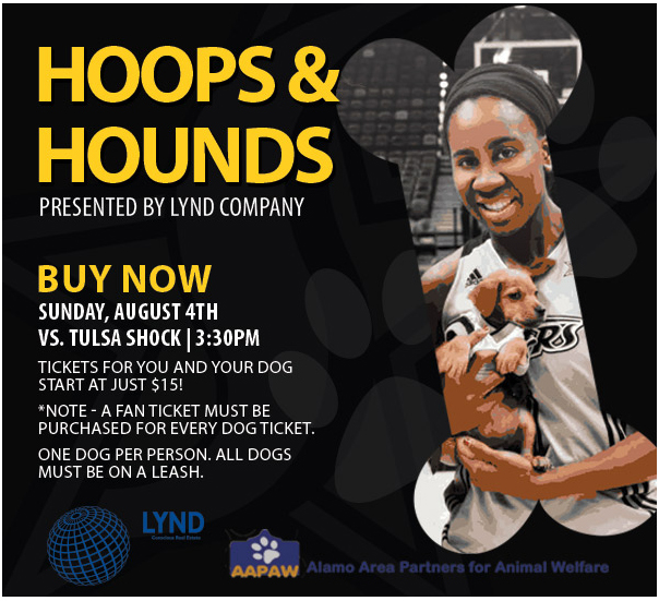 Hoops & Hounds
