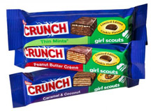 Girl Scout Candy Bars