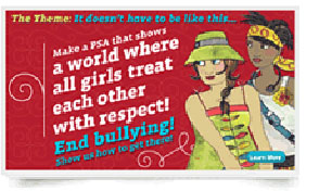 End Bullying PSA