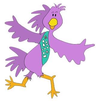 Early Bird in sash