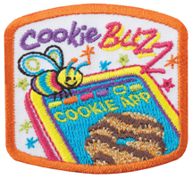 Cookie Buzz fun patch