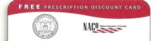 Free Prescription Discount Card
