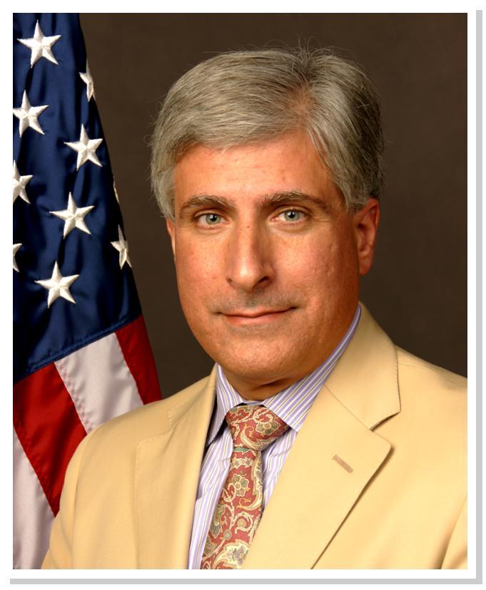 Commissioner Steve Berry
