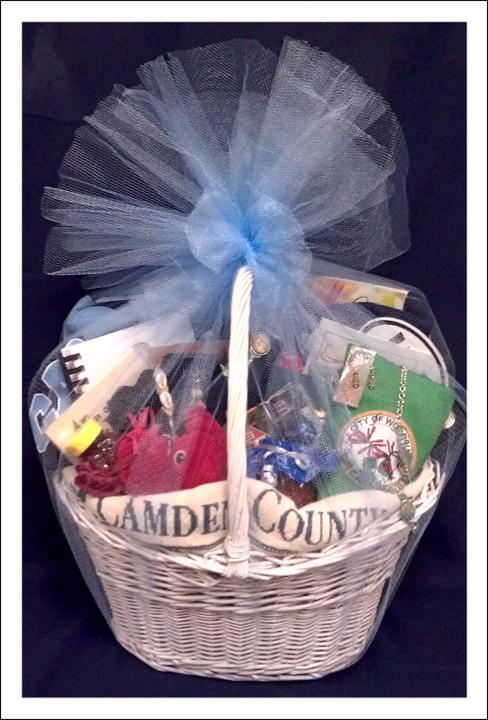 Camden County Gift Basket