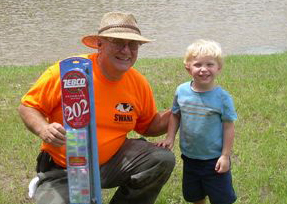 Youngest Angler - Hunter Neves