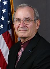 Commissioner Jimmy Starline