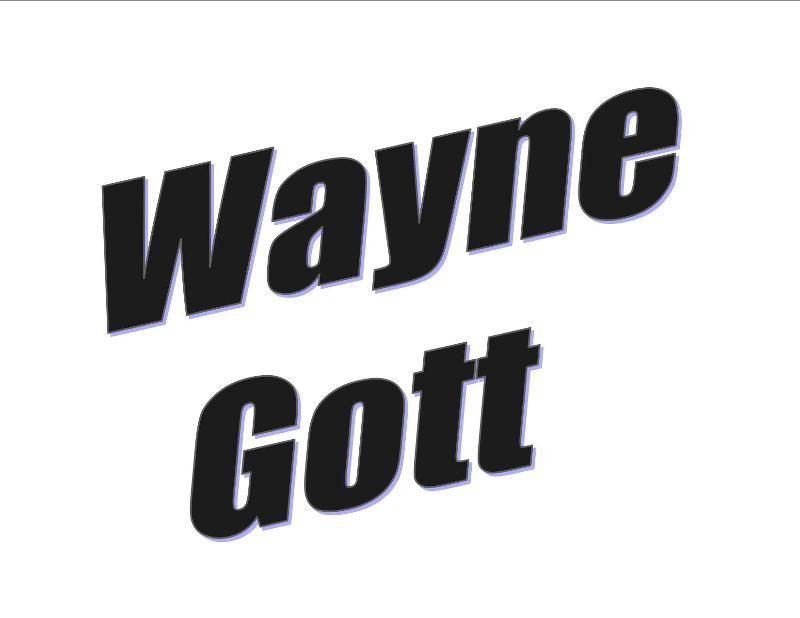 Wayne Gott logo